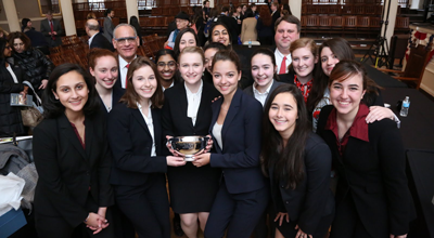 2017 MBA Mock Trial State Championships