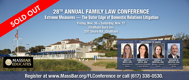 SOLD OUT: 28th Annual Family Law Conference
