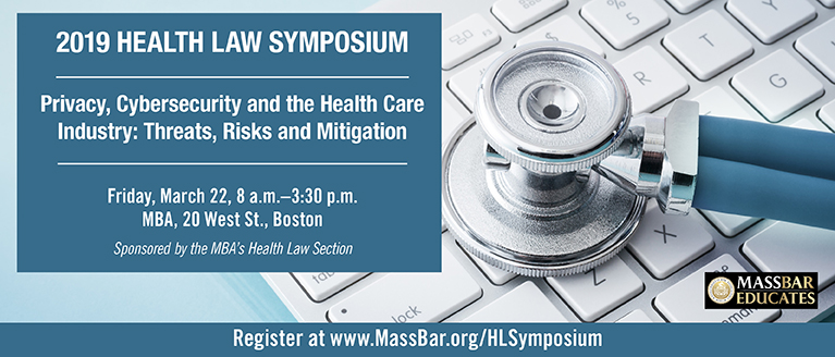 2019 Health Law Symposium
