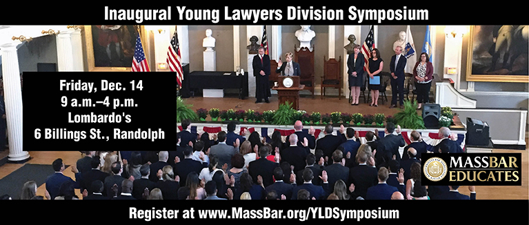 Inaugural Young Lawyers Division Symposium