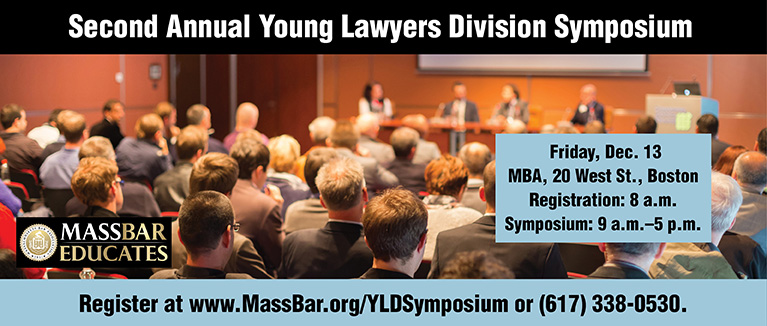 Second Annual Young Lawyers Division Symposium