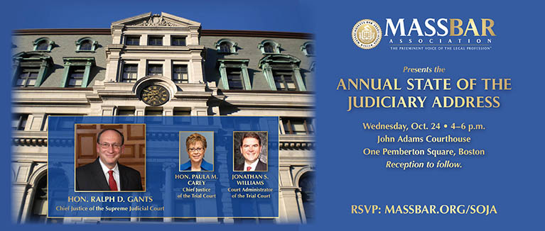 Annual State of the Judiciary Address