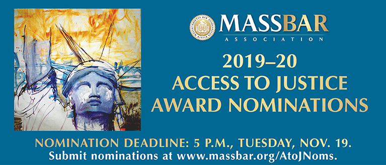 Access to Justice Award Nominations