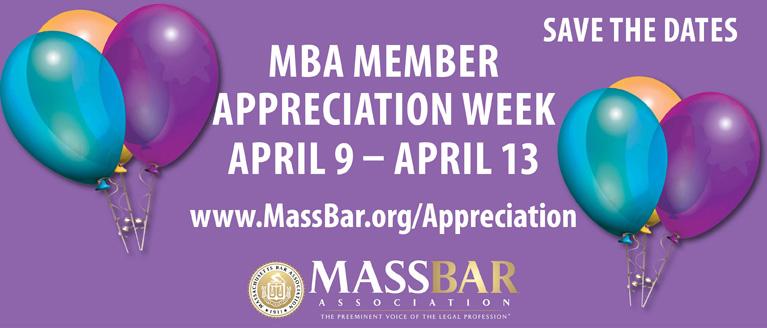 2018 Member Appreciation Week