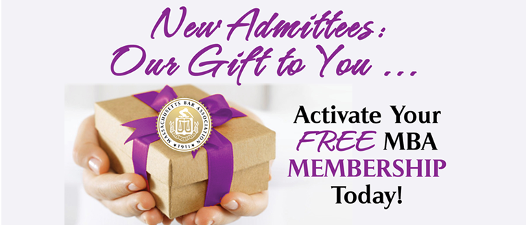 FREE MBA Membership For New Admittees