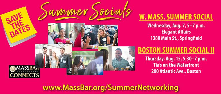 2019 Summer Networking Series