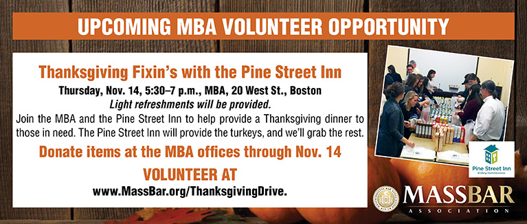 Give Back with the MBA