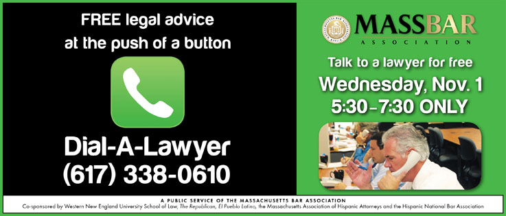 Call Dial-A-Lawyer
