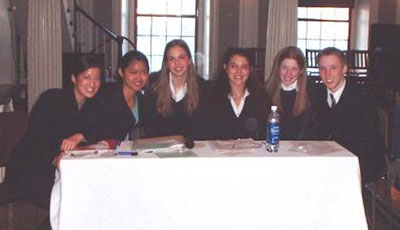 2003 MBA Mock Trial State Championships