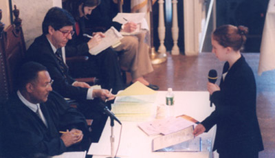 2004 MBA Mock Trial State Championships