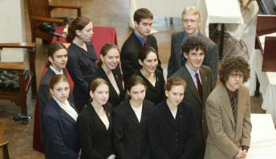 2005 MBA Mock Trial State Championships