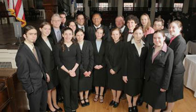 2006 MBA Mock Trial State Championships