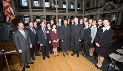 2007 MBA Mock Trial State Championships