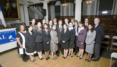 2008 MBA Mock Trial State Championships