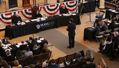 2015 MBA Mock Trial State Championships